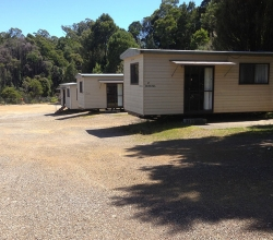 Basic-Cabins-at-the-Rosebury-Cabin-and-Tourist-Park